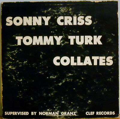 sonny criss tommy turk - collates 122