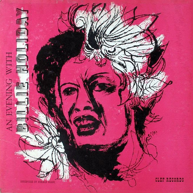 billie holiday - an evening with mgc 144