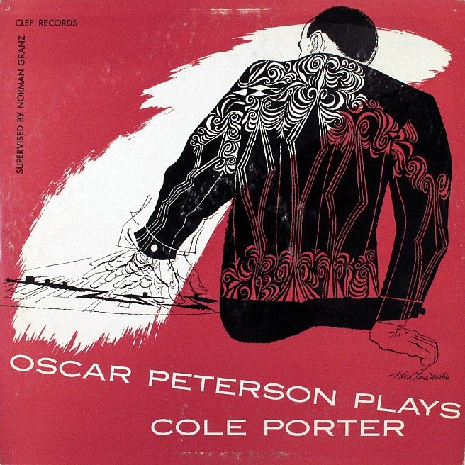 oscar peterson plays cole porter mgc 603