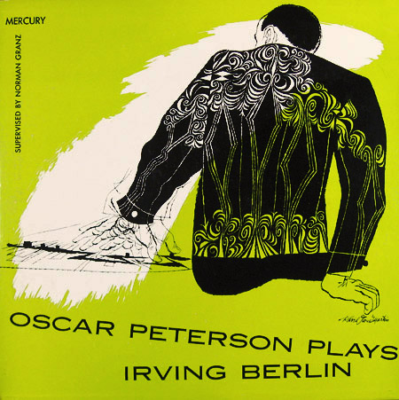 oscar peterson play irving berlin mgc 604