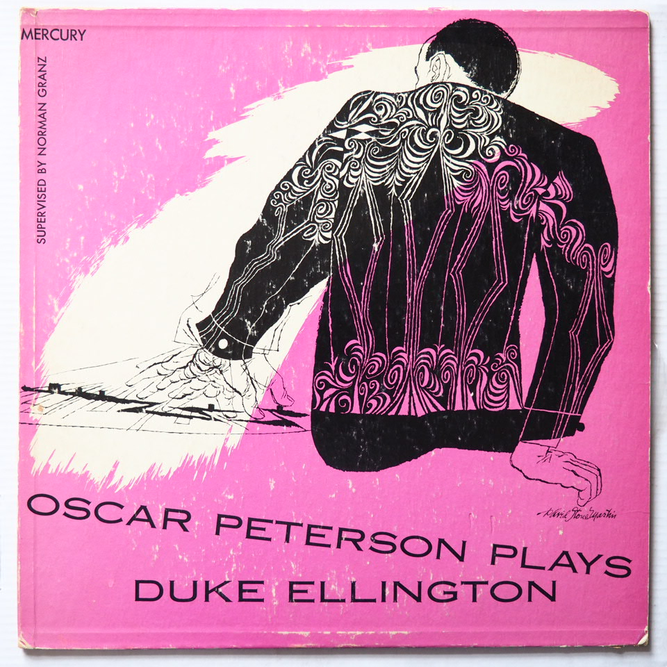 oscar peterson - plays duke ellington 606