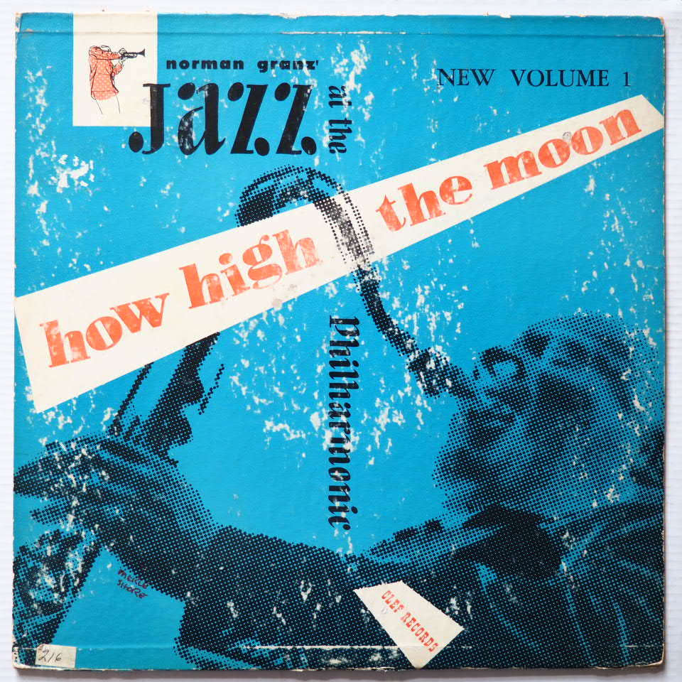 jazz at the philharmonic - how high the moon 608