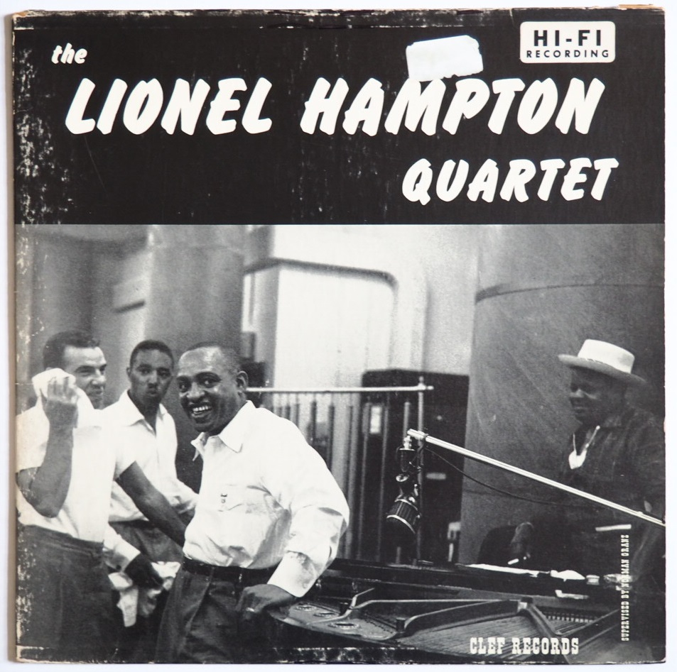 the lionel hampton quartet 611