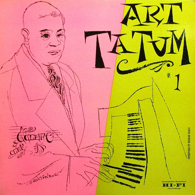 art tatum - the genius of mgc 612