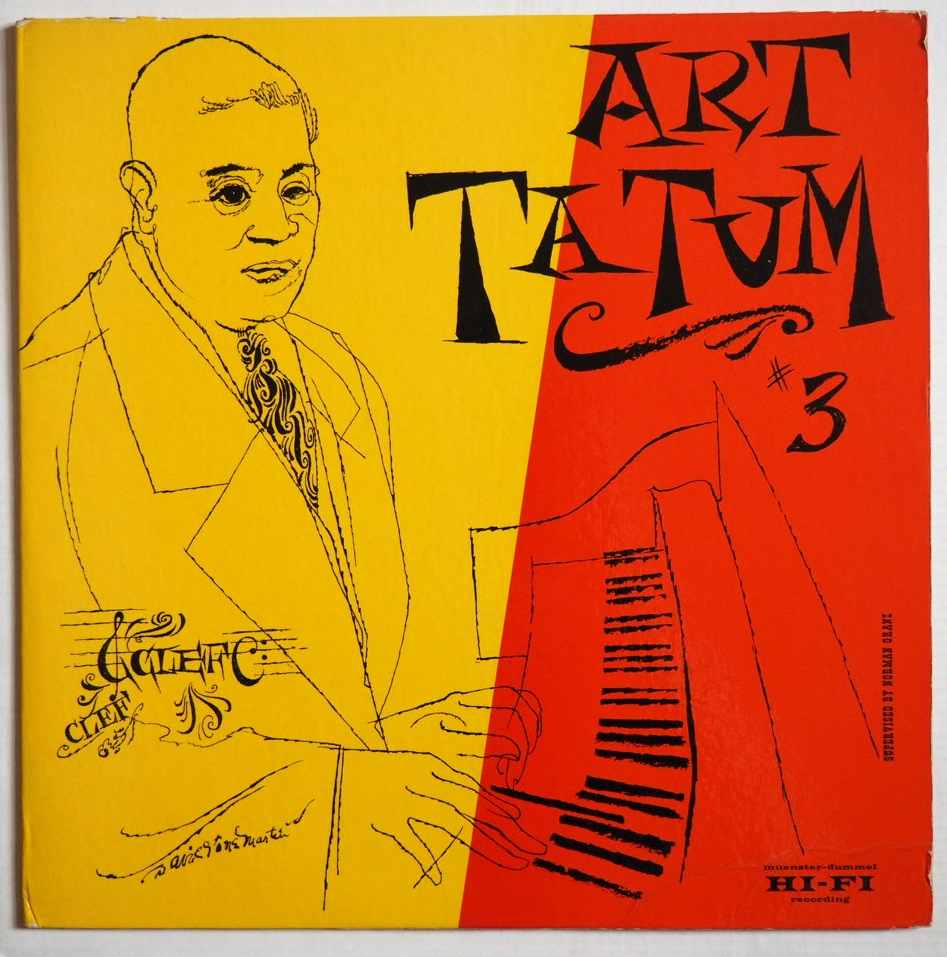 art tatum - the genius of vol. 3 614