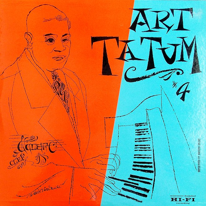 art tatumn - the genius of vol 4 mgc 615