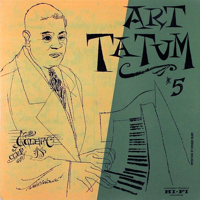 art tatumn - genius of vol 5 mgc 618