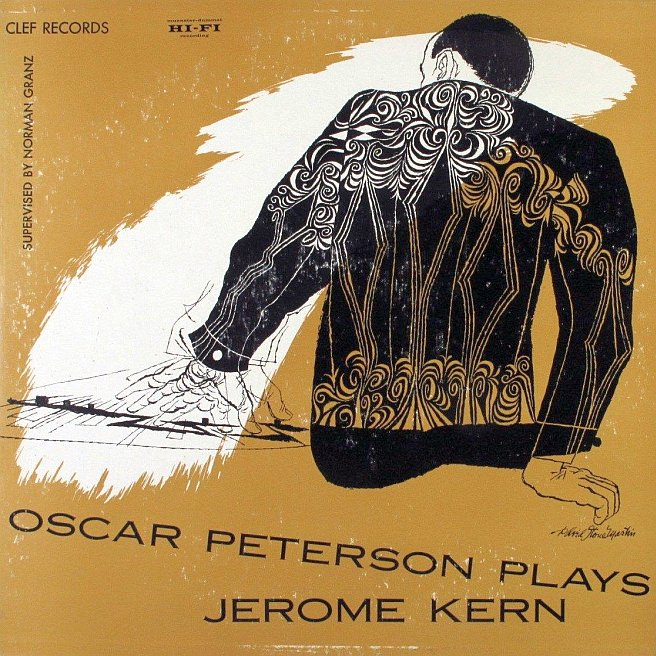 oscar peterson plays jerom kern mgc 623