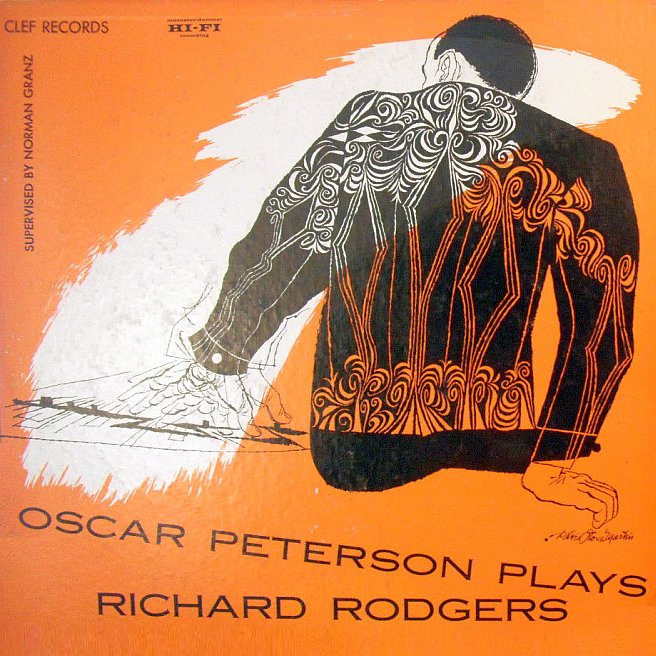 oscar peterson plays richard rodgers mgc 624