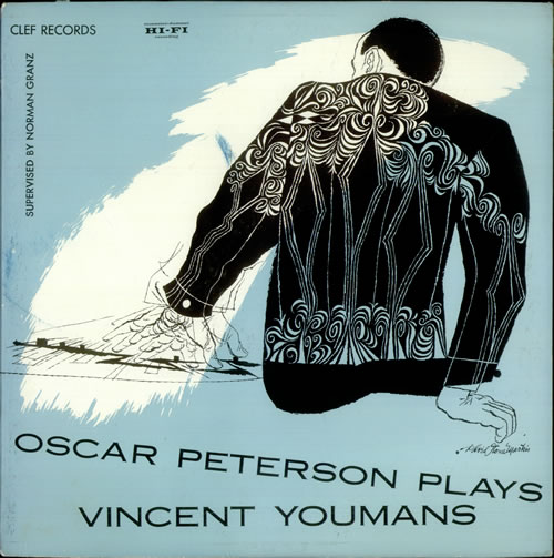 oscar peterson plays vincent youmans mgc 625