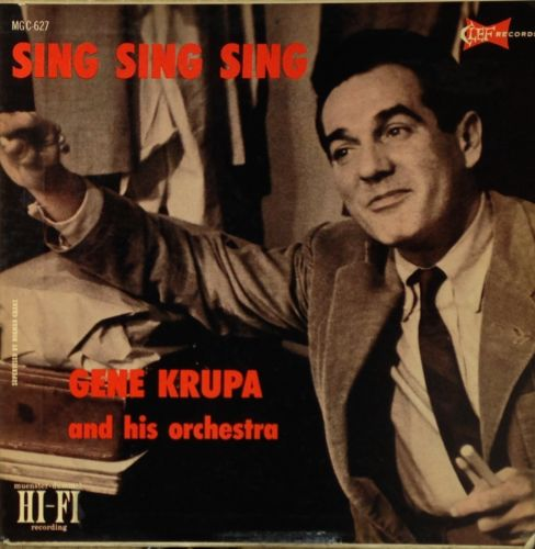 gene krupa - the rocking sing sing sing 627
