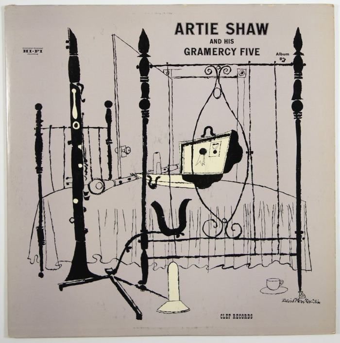 artie shaw gramercy five vol 3 mgc 630