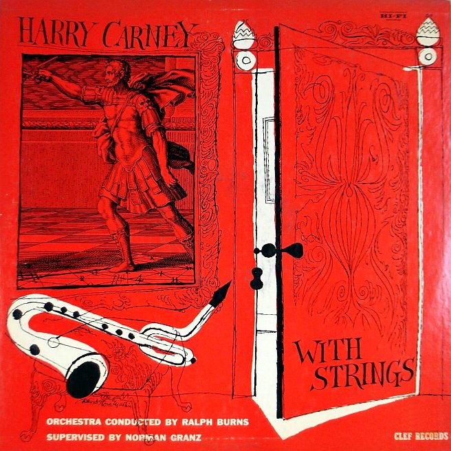 harry carney - with strings 640
