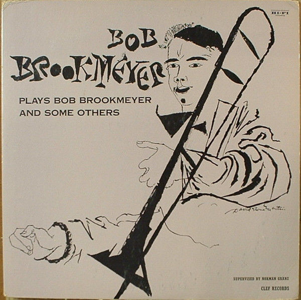 bob brookmeyer - plays brookmeyer mgc 644