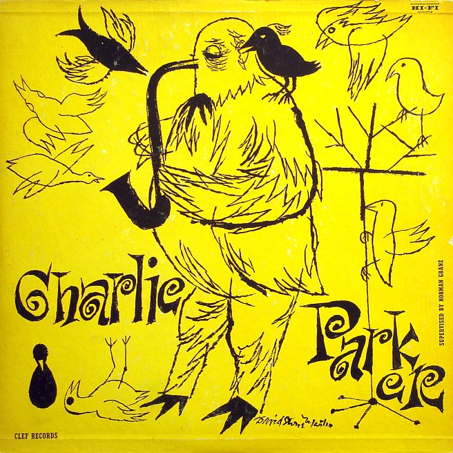 charlie parker - the magnificent 646