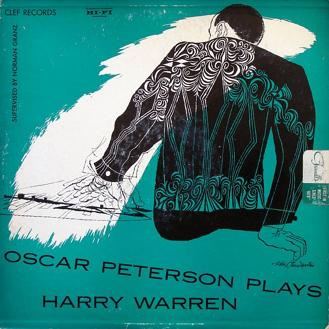 oscar peterson - plays harry warren 648