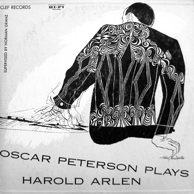 oscar peterson - plays harold arlen 649