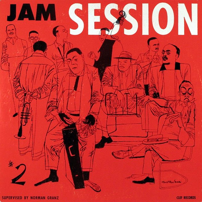 norman granz jam sessions 652