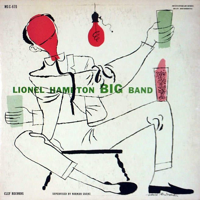 lionel hampton big band 670