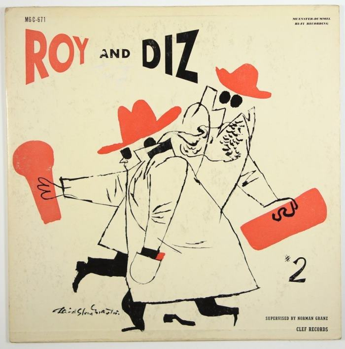 roy eldridge - dizzy gillespie vol2 671