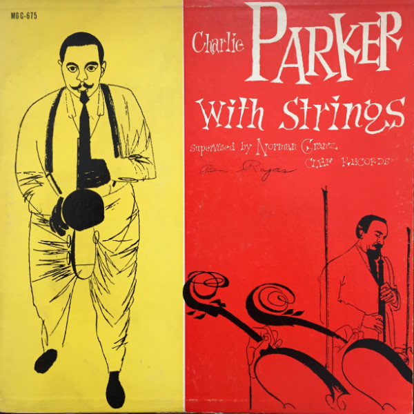 charlie parker - with strings 675