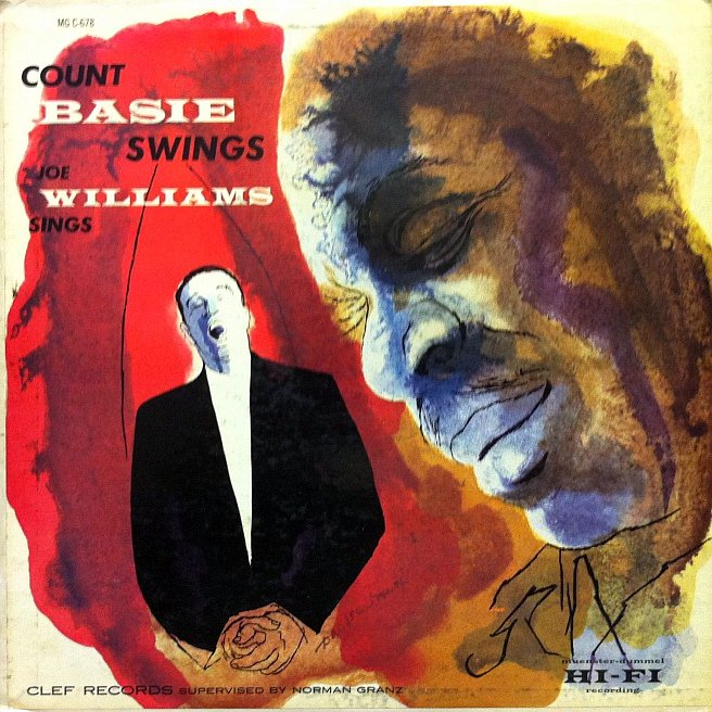 count basie swings - joe williams sings mgc 678