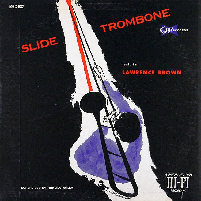 lawrence brown - slide trombonbe mgc 682
