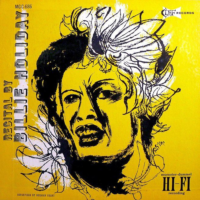 billie holiday - a recital 686