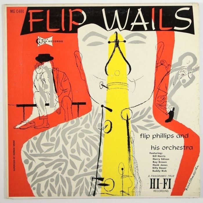 flip phillips - flip wailts mgc 691