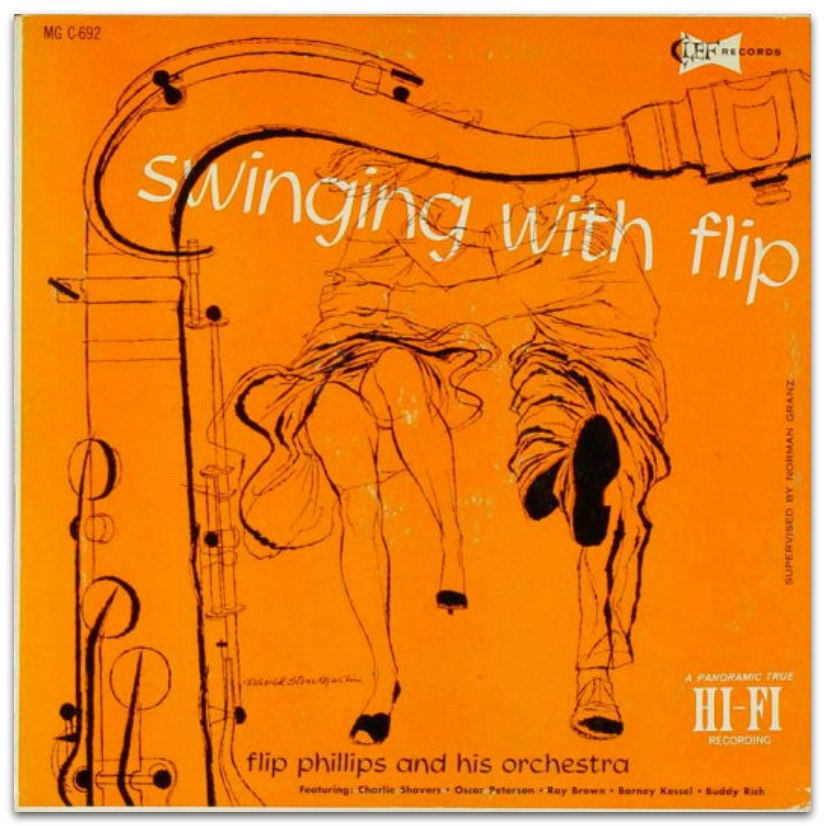 flip phillips - swinging with 692