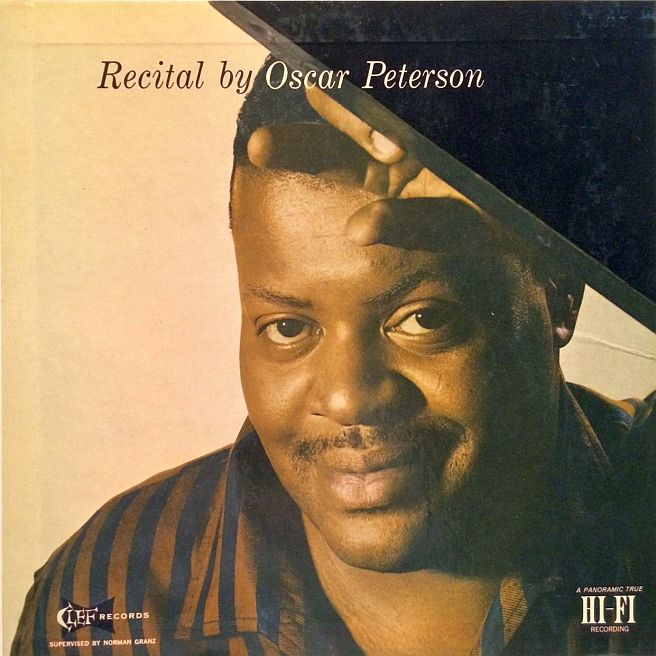 oscar peterson - recital mgc 694