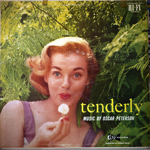 oscar peterson - tenderly 696