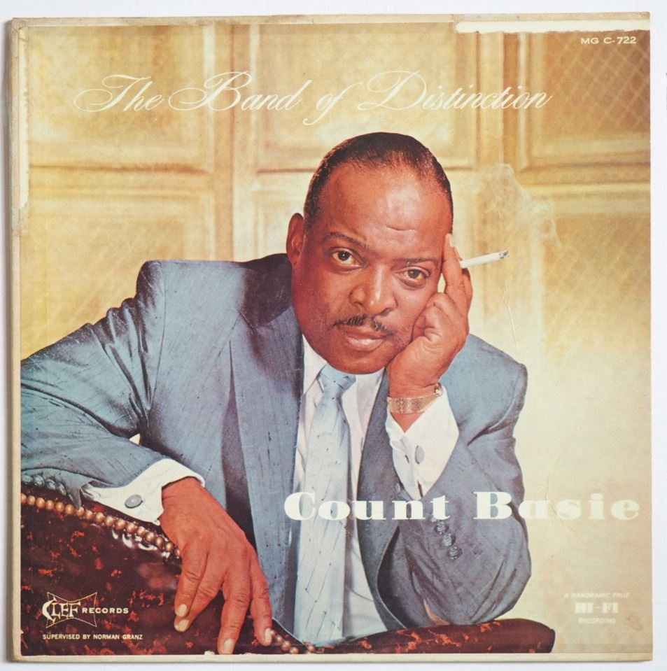 count basie - band of distinction 722