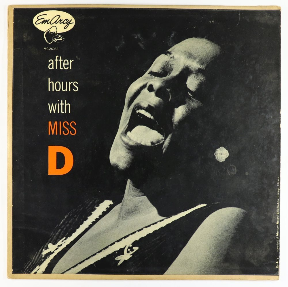 dinah washington - after hours with miss d 26032