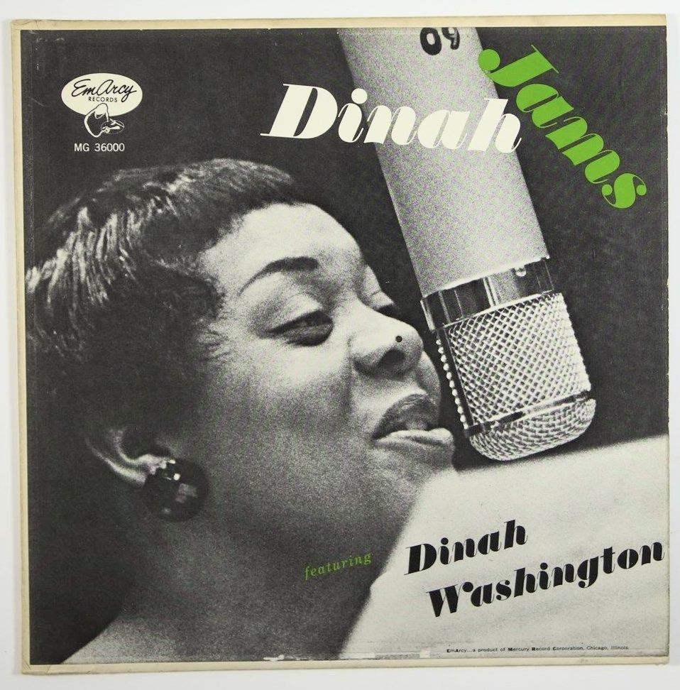 dinah washington - dinah jams 36000