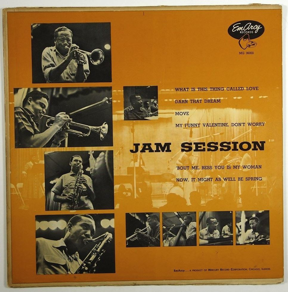 various artists - jam session 36002