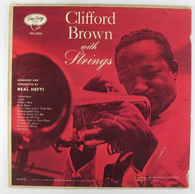 clifford brown - with strings 36005