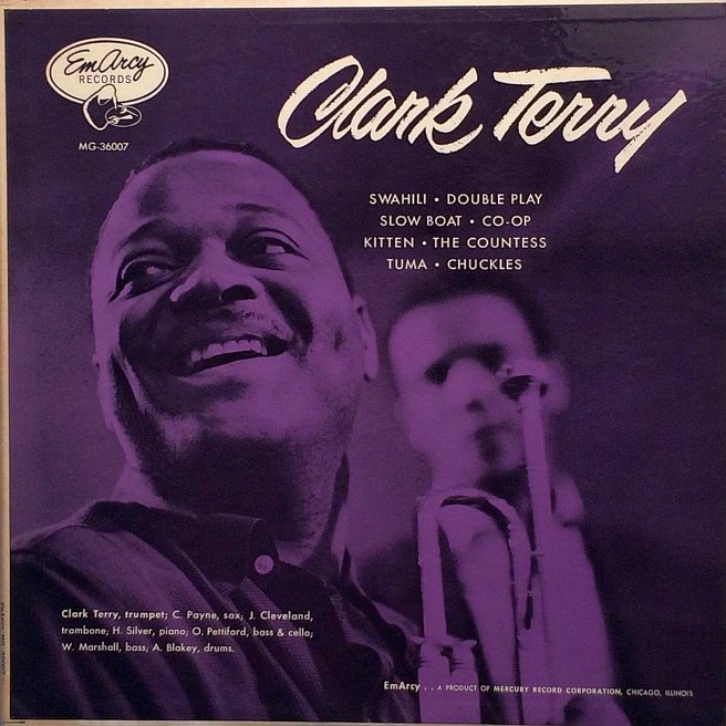 clark terry - self titled 36007