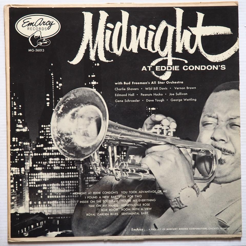 bud freeman - midnight 36013
