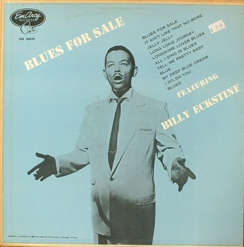 billy eckstine - blues for sale 36029