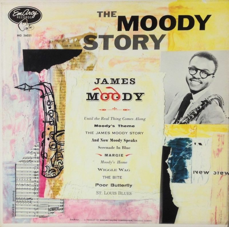 james moody - the moody story 36031