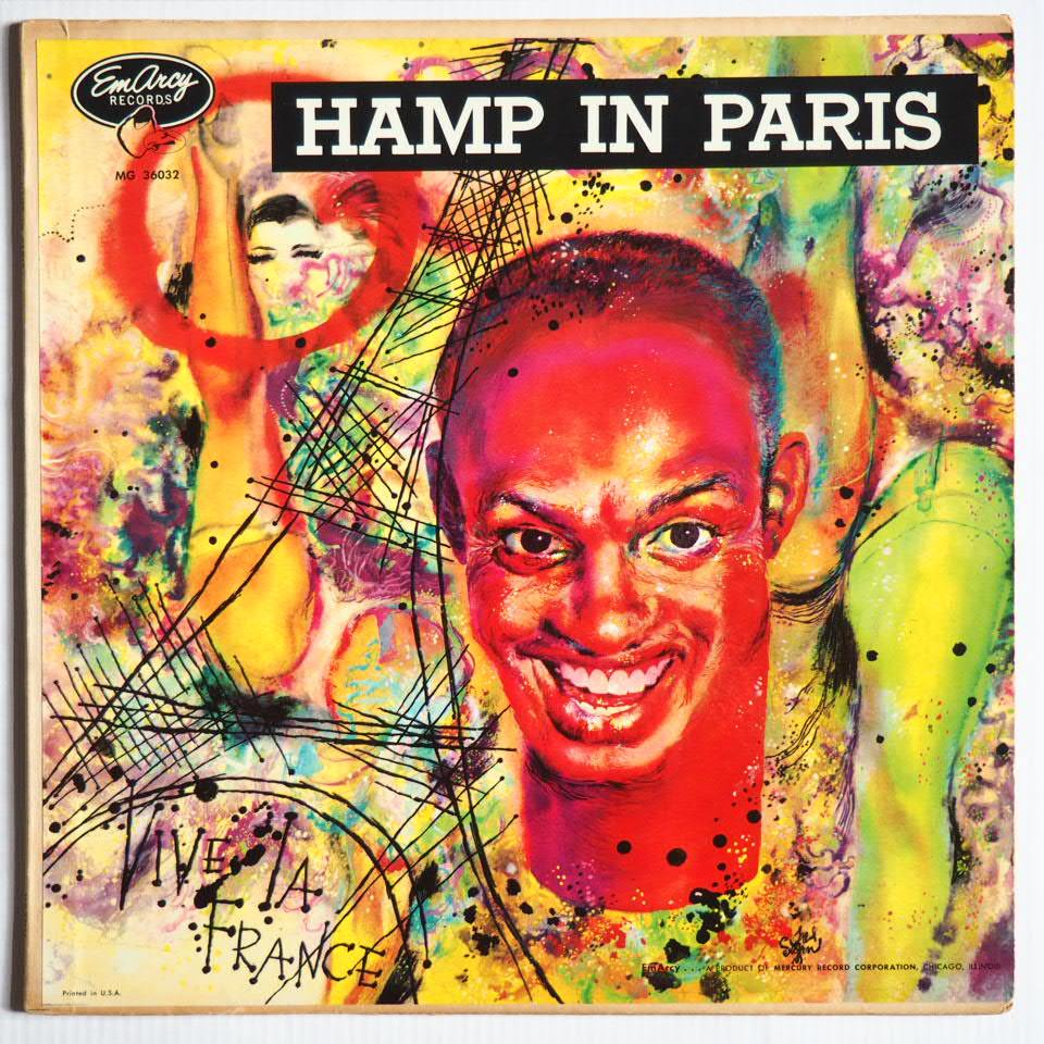 lionel hampton - hamps in paris 36032