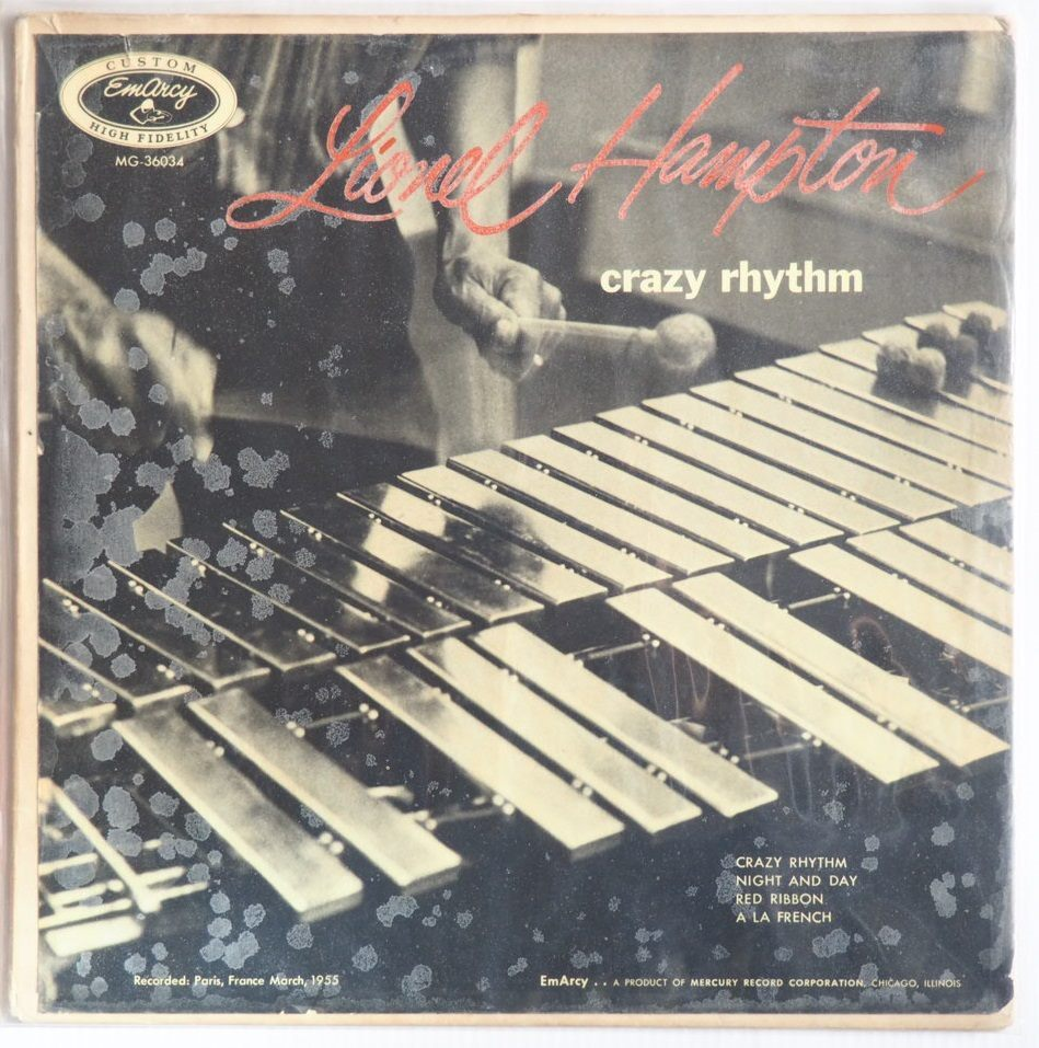 lionel hampton - crazy rhythm 36034