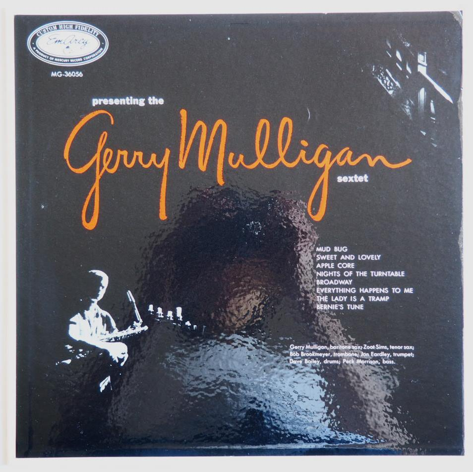 gerry mulligan - presenting the sextet 36056