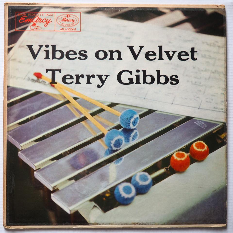 terry gibbs - vibes on velvet 36064