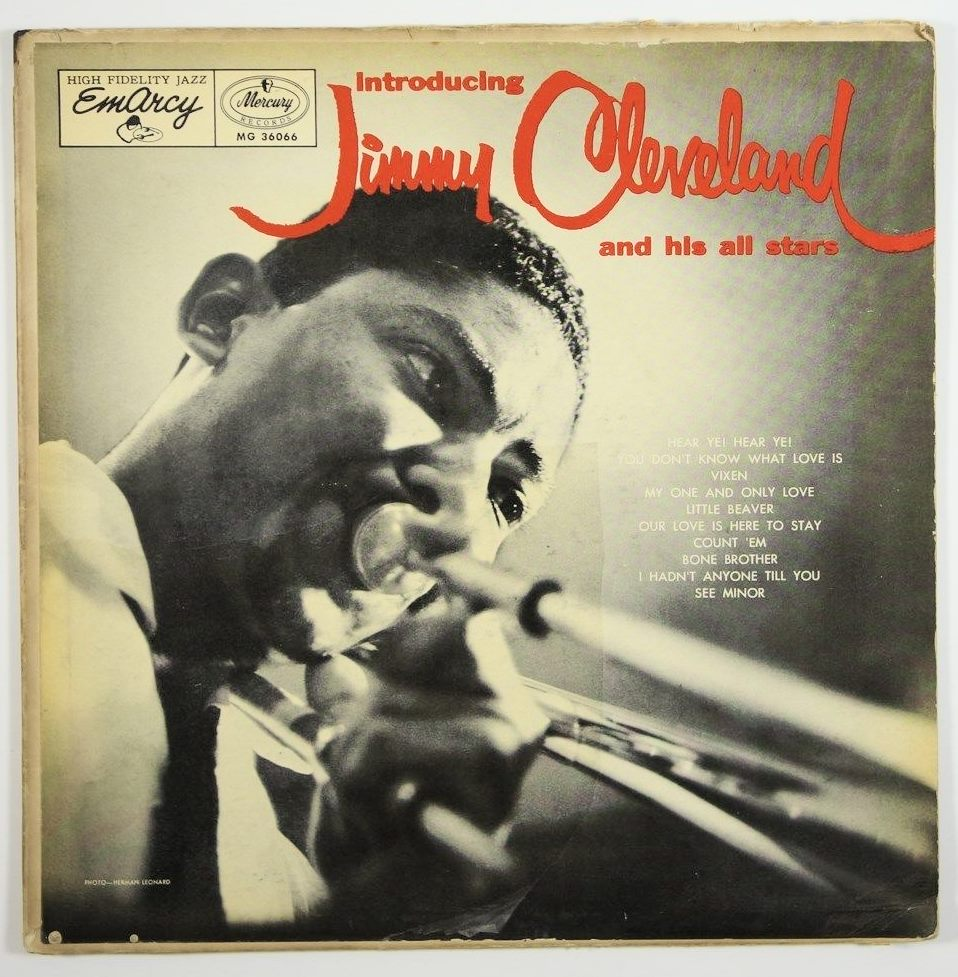 jimmy cleveland - introducing 36066