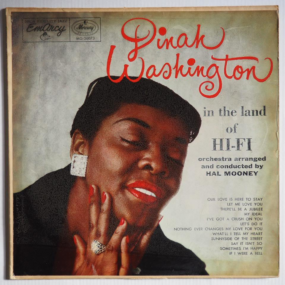 dinah washington - in the land of hi-fi 36073