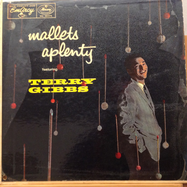 terry gibbs - mallets-a-plenty 36075