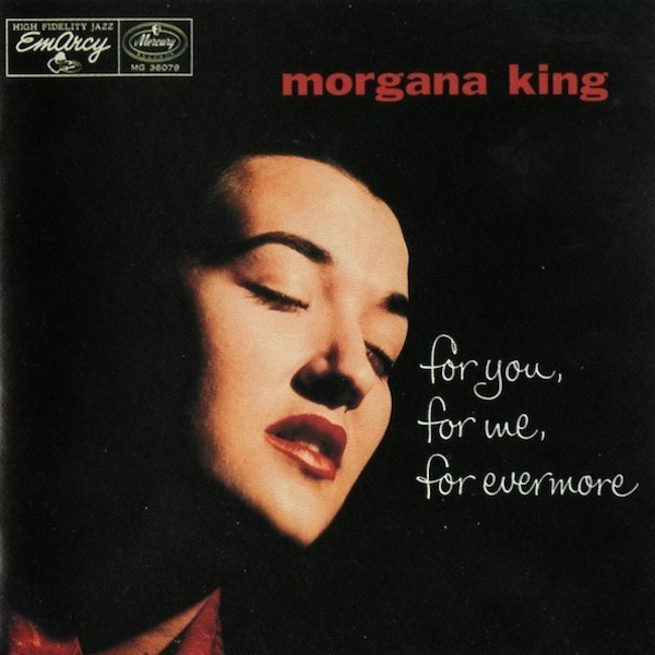 morgana king - for you, for me, forevermore 36079