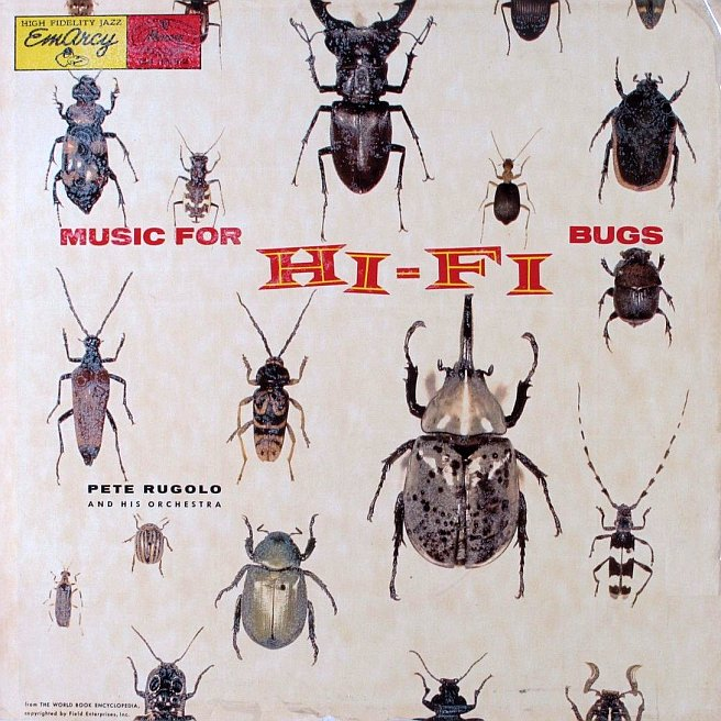 pete rugolo - music for hi-fi bugs 36082